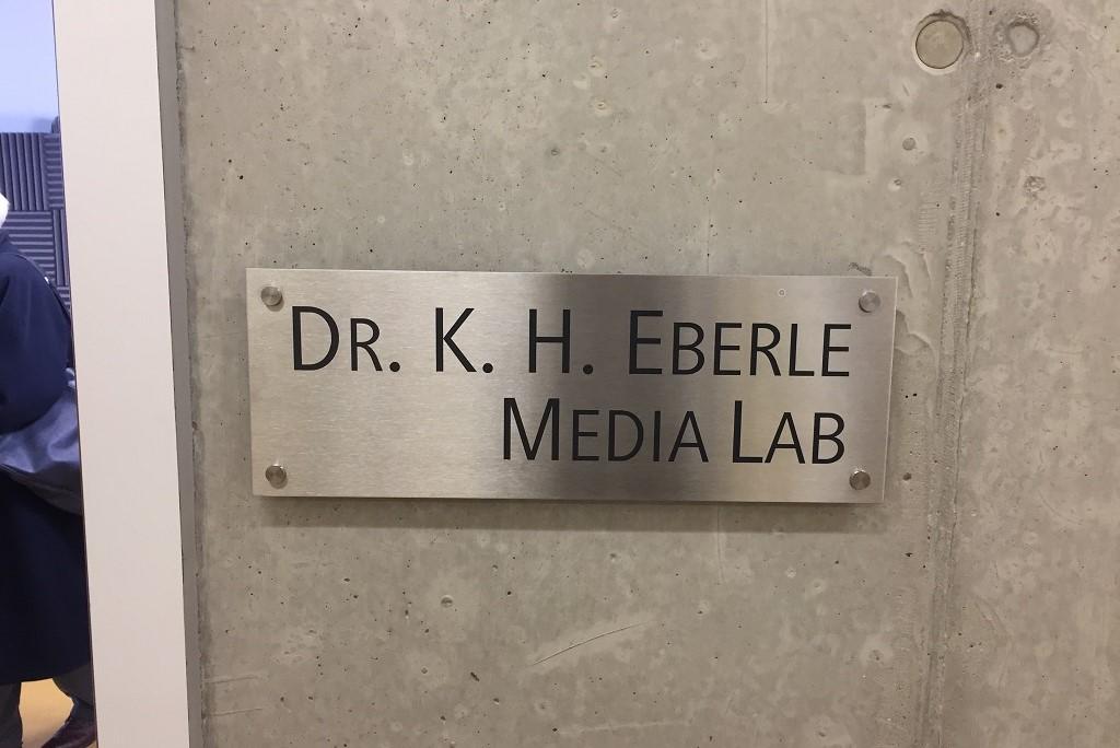 Dr K H Eberle Media Lab